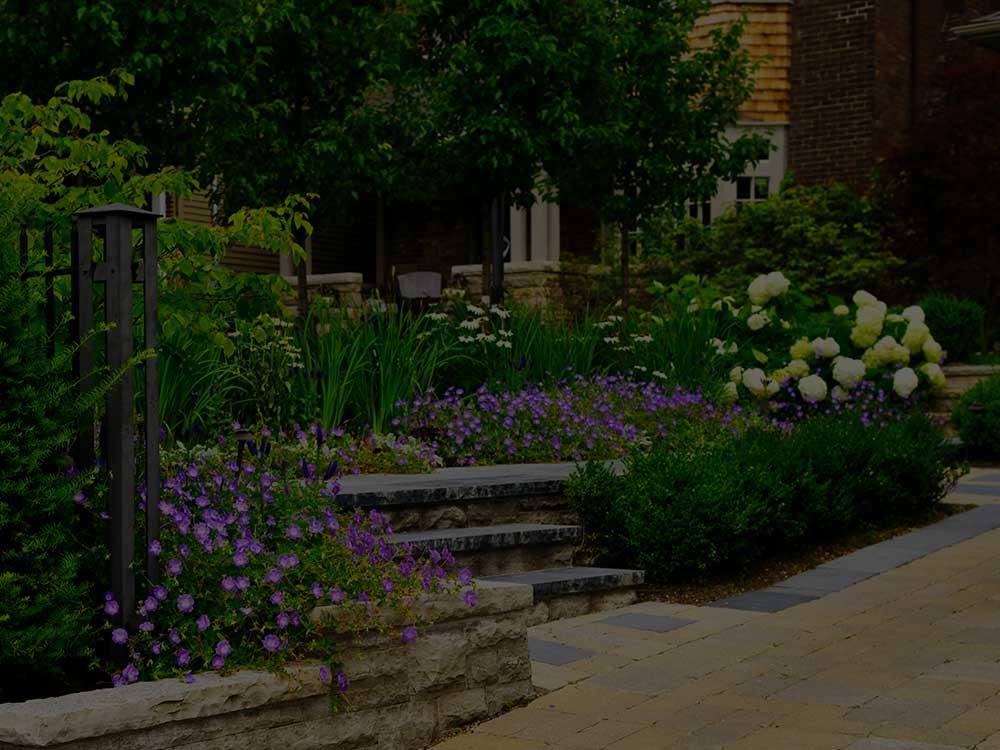 Acworth Commercial Garden Design