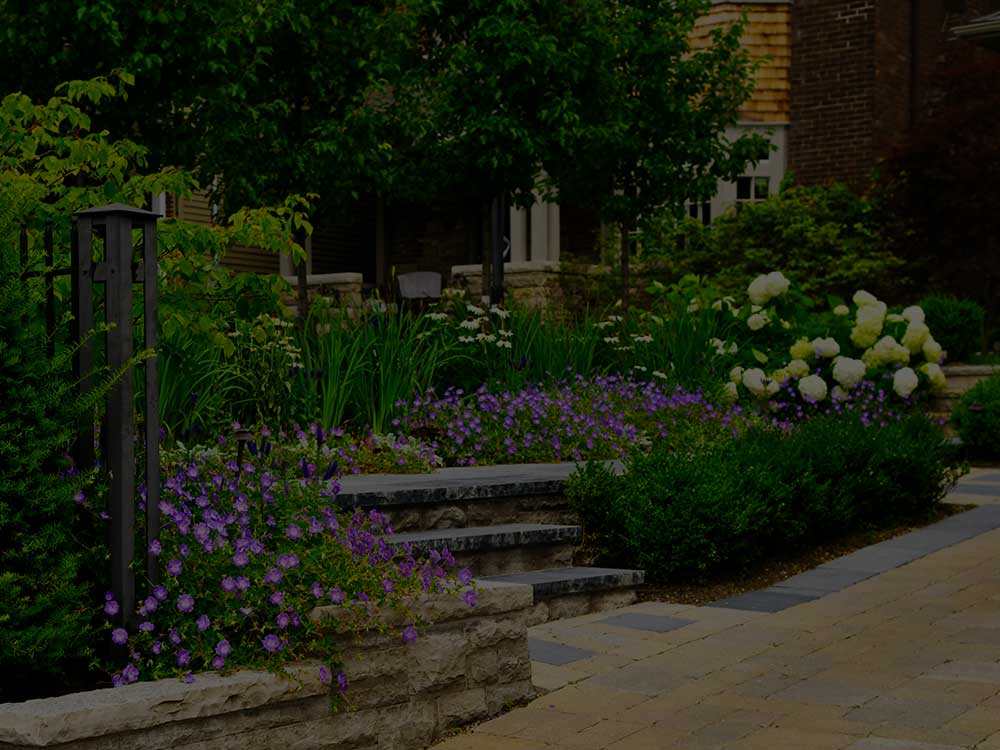 Acworth Commercial Garden Design