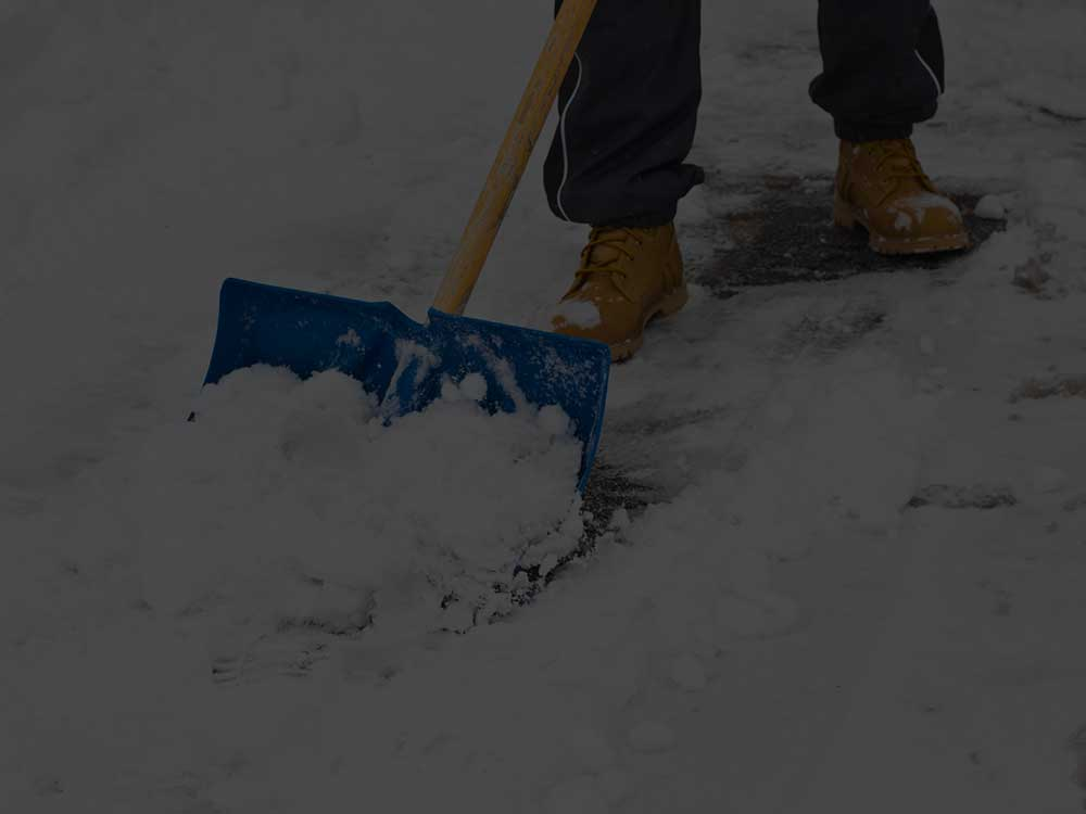Marietta Residential Snow Removal